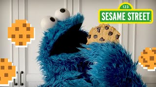 Sesame Street: Share a Cookie with Cookie Monster | Cookie Monster's Snack Chat #1