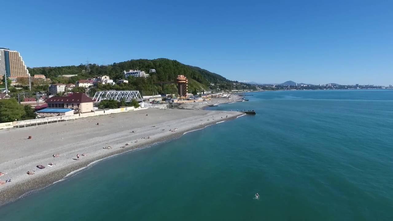Дагомыс фото города и пляжа