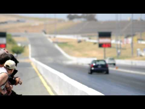 18 Second Honda Civic EK Hatch - Infineon Raceway