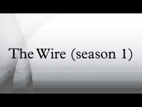 The Wire (season 1)