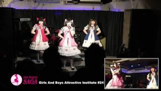 Girls And Boys Attractive Institute #24 2017.2.12@SAGA RockRide.