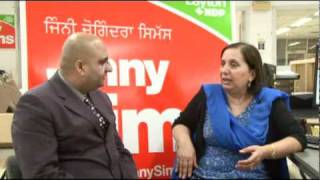 Jinny Sims - Newton North Delta - Canadian Federal Election  May 2011