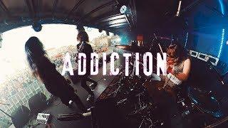Light Skies Darken  - Addiction (Official Music Video)