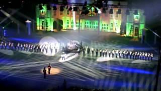 Kapel van de Koninklijke Luchtmacht nationale taptoe 2012 b