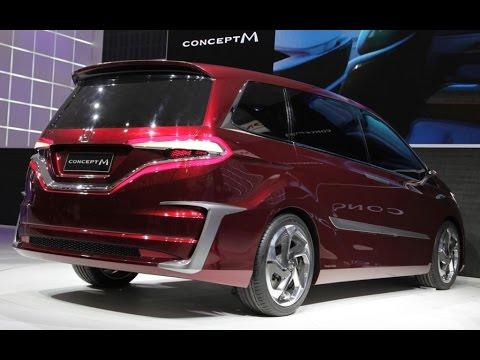 2017 Honda Odyssey  redesigned new interior exterior  YouTube