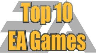TOP 10 | EA Games | HD