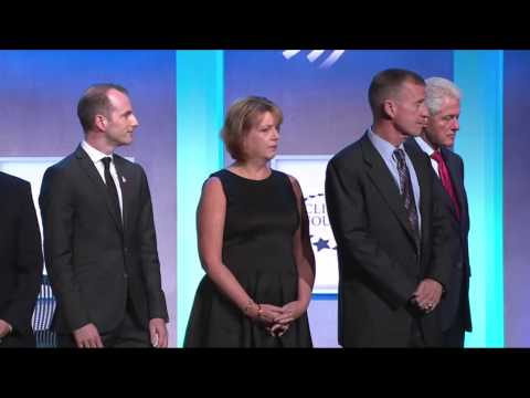 Commitment Announcements: Service Opportunities for Youth - CGI 2014 Annual Meeting