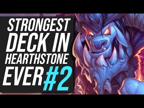 Fastest Nerfs EVER: This Deck Was THAT STRONG! - Galakrond Shaman   Standard   Hearthstone