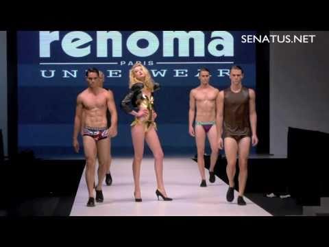 "[SENATUS TV] ""Brief Encounters"" 1 of 2 @ Men's Fashion Week 2011"