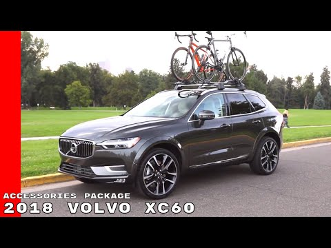 2018 Volvo XC60 Accessories Package