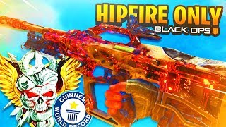 """BLACK OPS 4 """"WORLDS FIRST HIPFIRE"""" NUCLEAR! COD BO4 INSANE HIPFIRE NUCLEAR! (WORLD RECORD!)"""