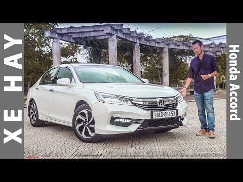 nhận xét xe Honda Accord 2016 [XEHAY.VN] |4k| 2017
