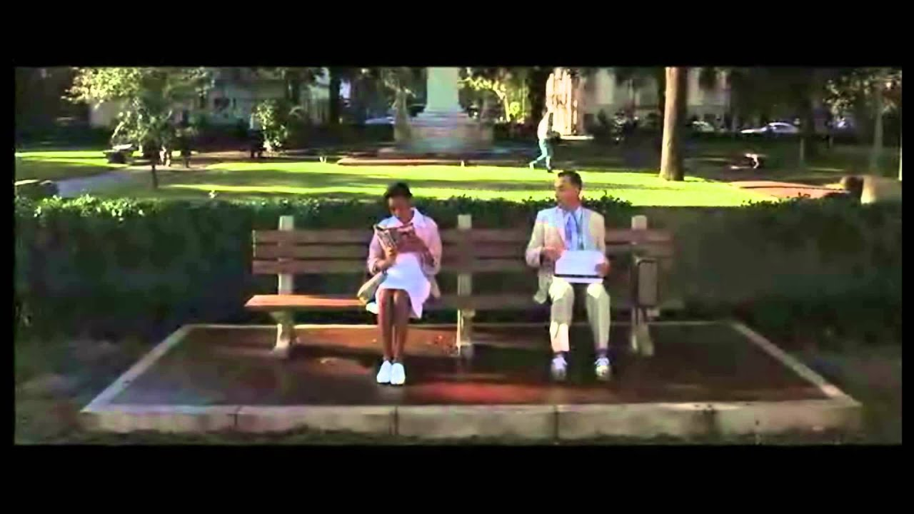 Forrest Gump  Life is like a box of chocolate  YouTube