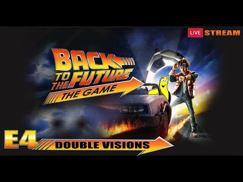 Back to the Future: The Game - Episode 4: Double Visions ...