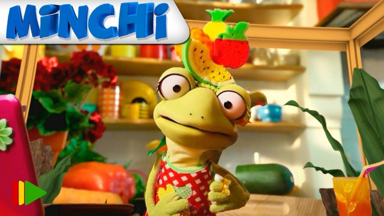 Las Aventuras de Minchi | Episodios para NIÑOS | Healthy food | +11 minutos