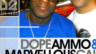 Dope Ammo Marvellous Cain Drum Bass Fusion Vol 2 - DnB Loops Samples