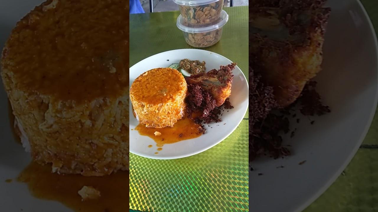 nasi kukus ayam berempah banner resepi nasi kukus ayam berempah cikta buat jualan youtube Resepi Ayam Kukus Berempah Enak dan Mudah