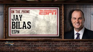 Jay Bilas Talks NBA Combine, Top Draft Prospects & More w Dan Patrick | Full Interview | 5/18/18