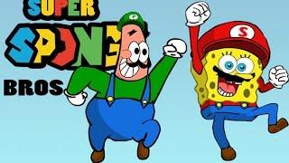 Repeat youtube video Super Sponge Bros