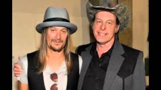 Kid Rock Jesus And Bocephus