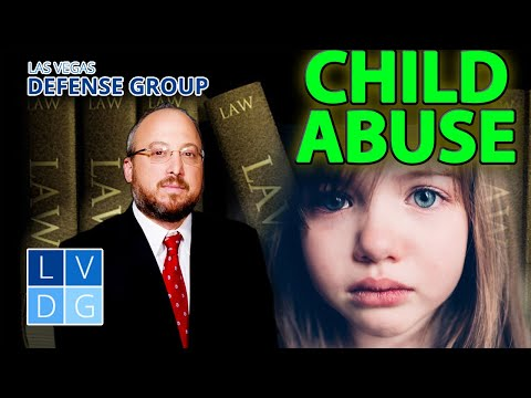 "What qualifies as ""child abuse and neglect"" in Nevada?"