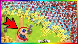 SI TU CRIE TU RECOMMENCE !!! (99% IMPOSSIBLE) #28 // Clash Royale
