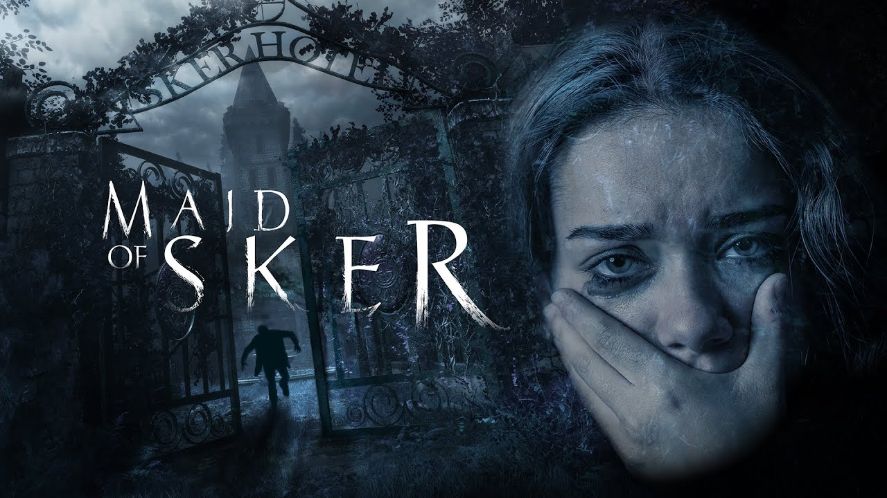 Maid of Sker - Official Teaser Trailer (4K) - YouTube
