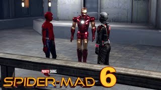 Spider-Man: Homecoming Spoof Ep.6 | with Ant-Man & Iron Man | Hindi Comedy Video | Pakau TV Channel