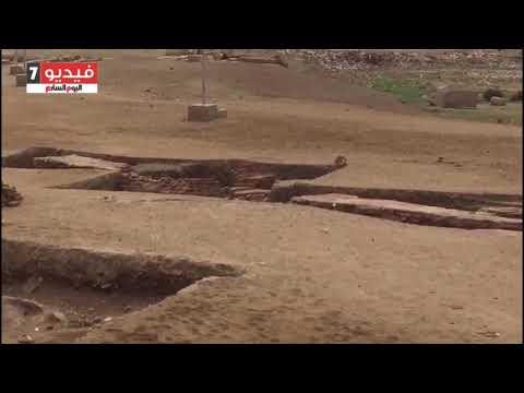 مدير أثار الغربية:نقل العملات الذهبية المكتشفة بصالحجر للمتحف المصرى  - 22:22-2018 / 5 / 23