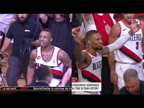 Damian Lillard GAME-WINNER: 2019 vs 2014! Which One Is BETTER?