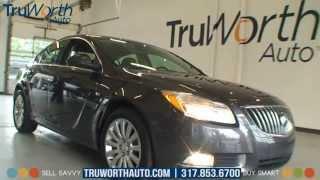2011 Buick Regal - XM Satellite Radio - Heated Leather Seats - TruWorth Auto