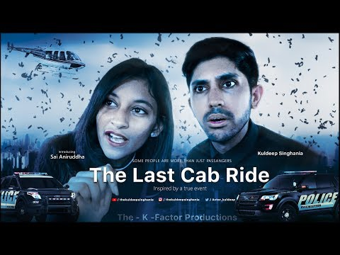 The Last Cab Ride ( Inspired By A Real Life Incident ) | Kuldeep Singhania