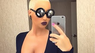 Did Amber Rose Admit To Beyonce That SHE'S 'Becky With The Good Hair!?'