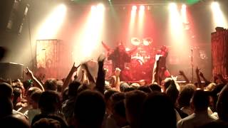 GWAR - first avenue - horror of yig - womb with a view - first avenue 2012
