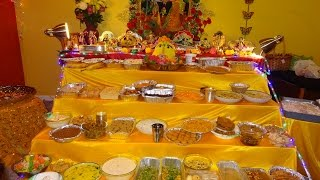 Sri Govardhan Puja, Annakut and Diwali Milan Program by Berks Bhakti Yoga