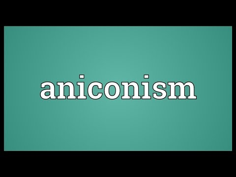 Header of aniconism
