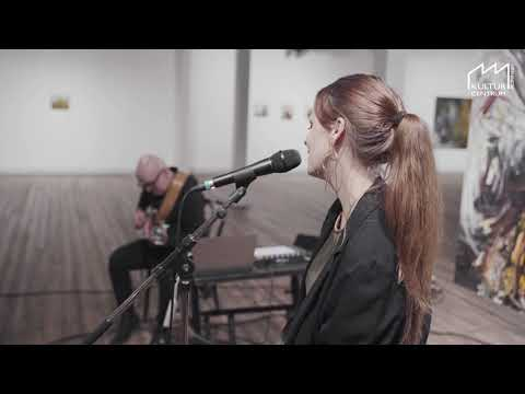 """Adée """"just you and me"""" Full concert at Kulturcentrum Ronneby Konsthall"""