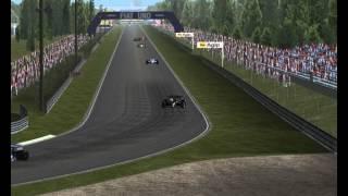 Italian  Grand Prix  1984 Monza Gran Premio D