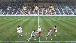 2015年2月21日に福岡・レベルファイブスタジアムで行われた「2015J...