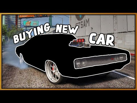 GTA 5 Roleplay - I Buy 'RARE' Fast & Furious Car | RedlineRP #791