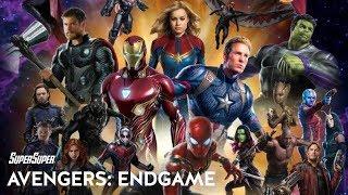 Avengers Endgame- Possible Moments | Super Collaboration