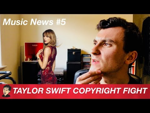 TAYLOR SWIFT COPYRIGHT & USHER HAS HERPES!?