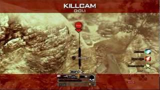 AMAZING KILLCAM THROWING KNIFE