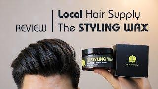 Review | Đánh giá The Styling Wax - Rất ổn trong tầm giá