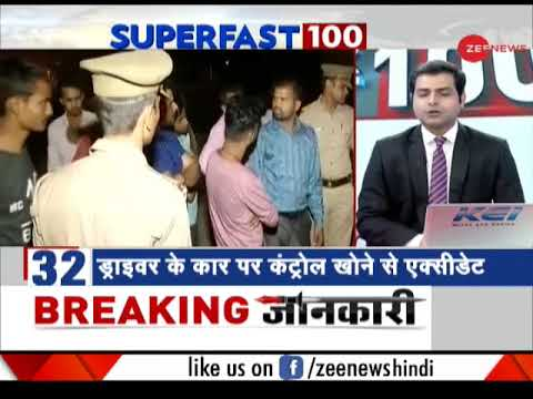 Superfast 100: Seven dead as car falls into gorge in Ghaziabad near NH-24
