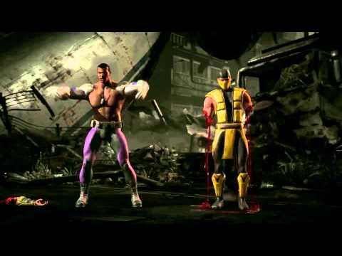 Mortal Kombat X:  Free Klassic Fatality Pack 2 - 1080p/60fps