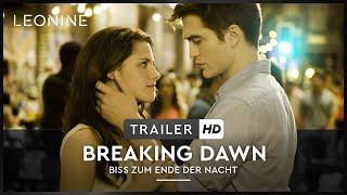 Breaking Dawn - Biss zum Ende der Nacht (Teil 2) | 1. Trailer | Deutsch