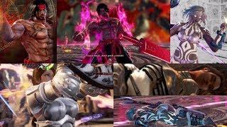 Soulcalibur VI Jecht (Final Fantasy X) Vs Jeyne Kassynder (Dungeon Siege 3) Character Creation Match