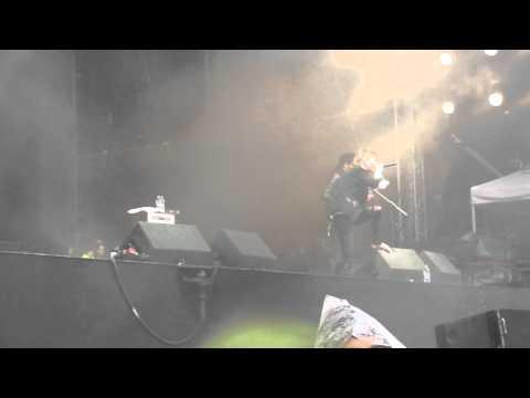 Madina Lake new song at Download 2011