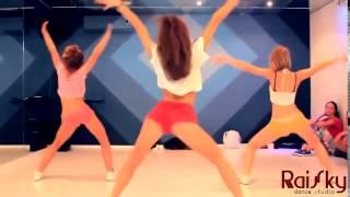 Танец попы